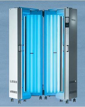 德国311窄谱UVB紫外光治疗仪
